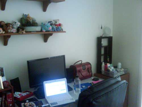 My Study - still not yet fully unpacked